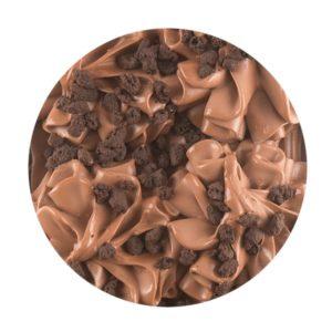 Muestra de Helados Llinares Sabor Choco Crunch