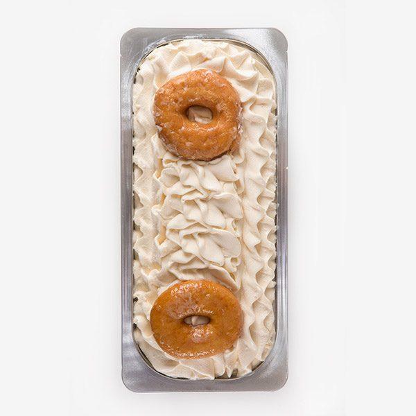 Muestra de Helados Llinares Sabor Donuts