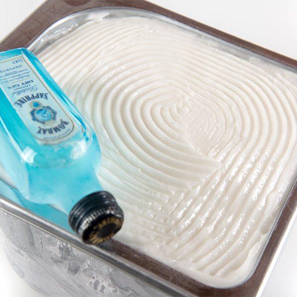 Muestra de Helados Llinares Sabor Gin Tonic