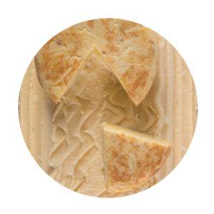 Muestra de Helados Llinares Sabor Tortilla de Patatas