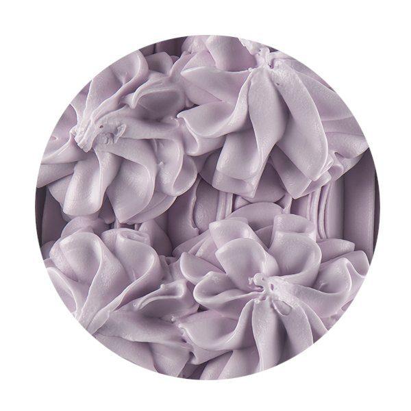 Muestra de Helados Llinares Sabor Violetas